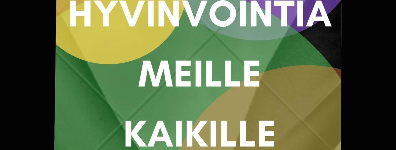 Hyvinvointia meille kaikille -kumppanuustapahtuma Järvenpäässä